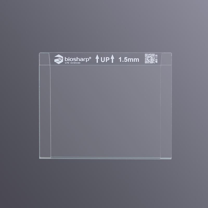 电泳玻璃板套装1.5mm(适配Bio-Rad)
